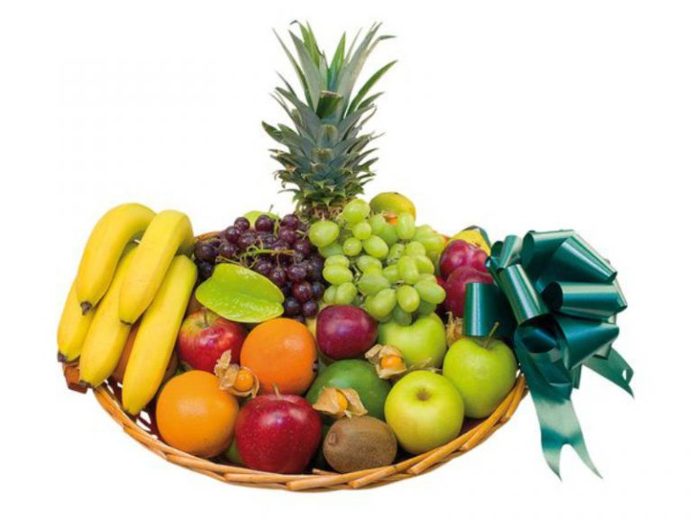 build your own fresh fruit basket
