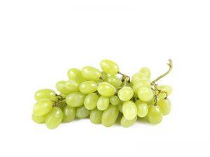 punnet green grapes